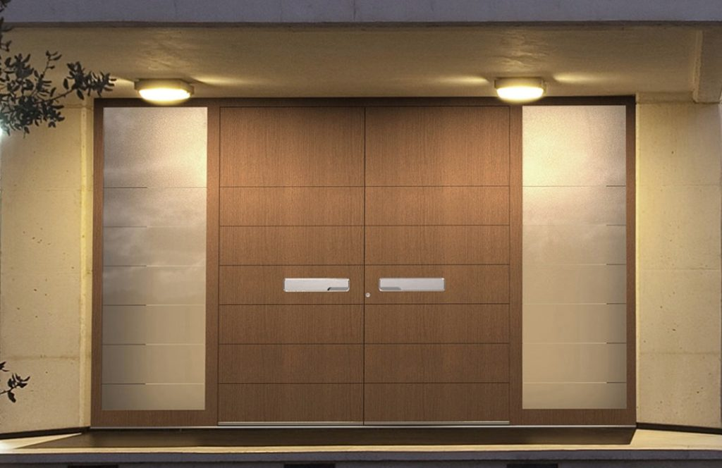 luxury wooden doors